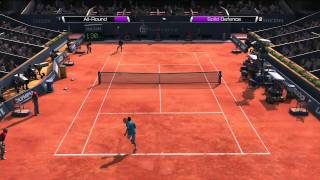 Virtua Tennis 4 video