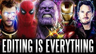 INFINITY WAR BUT IN 7 DIFFERENT GENRES