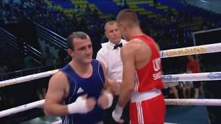 ЧЕ-2017 (81kg) Владимир Скрипка (UKR) – Яго Кизирия (GEO)