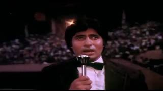 Tere jaisa yaar kahan |amitabh bachchan |full video song| kishor kumar