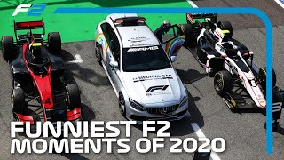 The Funniest Formula 2 Moments Of 2020!