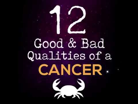 Video Astrology Cancer Personality Traits