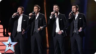 The Neales aren't giving up just yet | Grand Final | Britain's Got Talent 2015
