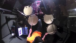 "Chris Tomlin ""Lay me down"" drum cover"