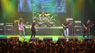 Fates Warning - Time Long Past/Exodus (short clip) (Live at ProgPower USA XVII September 2016)