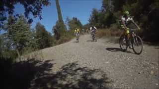 preview picture of video 'Siena Grosseto mtb'
