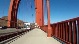 Golden Gate Bridge Bike Rentals, San Francisco