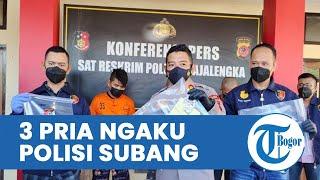 Ngaku Anggota Polisi Subang, 3 Polisi Gadungan Sekap Penjaga Ruko dan Minta Tebusan, Begini Modusnya