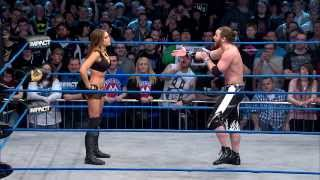 Chris Sabin vs. Velvet Sky (February 13, 2014)