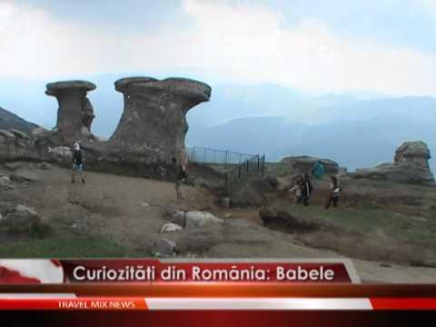 Curiozitati din Romania: Babele