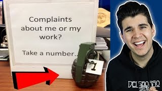 Funniest Passive Aggressive Messages!