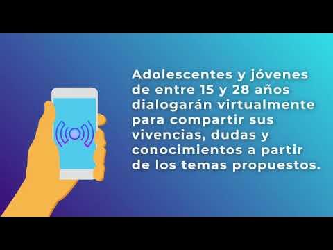 """Campamento juvenil virtual """"Géneros y derechos sexuales: Miradas al contexto cubano actual"""""""