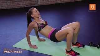 The 15 Minute Upper Body Workout by Qinetic Live