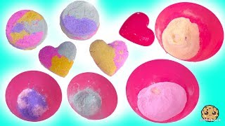 Does It Work ? DIY Rainbow Barbie Bath Fizzy Maker Kit
