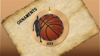 CHEAP PERSONALIZED Basketball Gifts