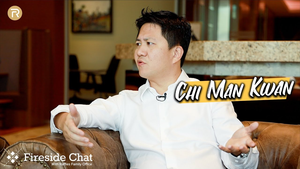 Chi Man Kwan CEO & Founder of Raffles Family Office | #FiresideChatWithRFO EP1