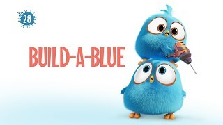 Angry Birds Blues | Build A Blue   S1 Ep28