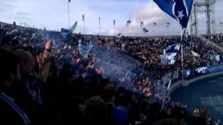 Зенит - Локомотив 1:1. После гола Зенита.