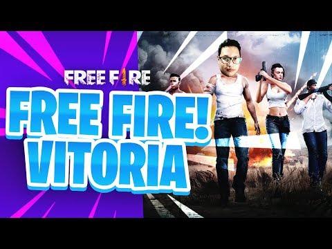 Free Fire - Jogando free fire em live teve vitoria ‹ Mochila ›
