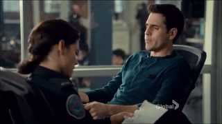 Rookie Blue - 5x05 - Sam and Andy banter