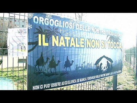Διευθυντής σε ιταλικό σχολείο θέλησε να «απαγορεύσει» τα Χριστούγεννα και τελικά παραιτήθηκε