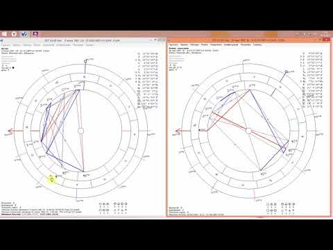 Видео астрология натальная карта