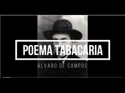 #PoemaTabacaria - Poema Tabacaria - por José Maria