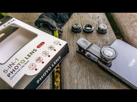Objektive für die Smartphone-Kamera – Review, Erfahrungsbericht, Test