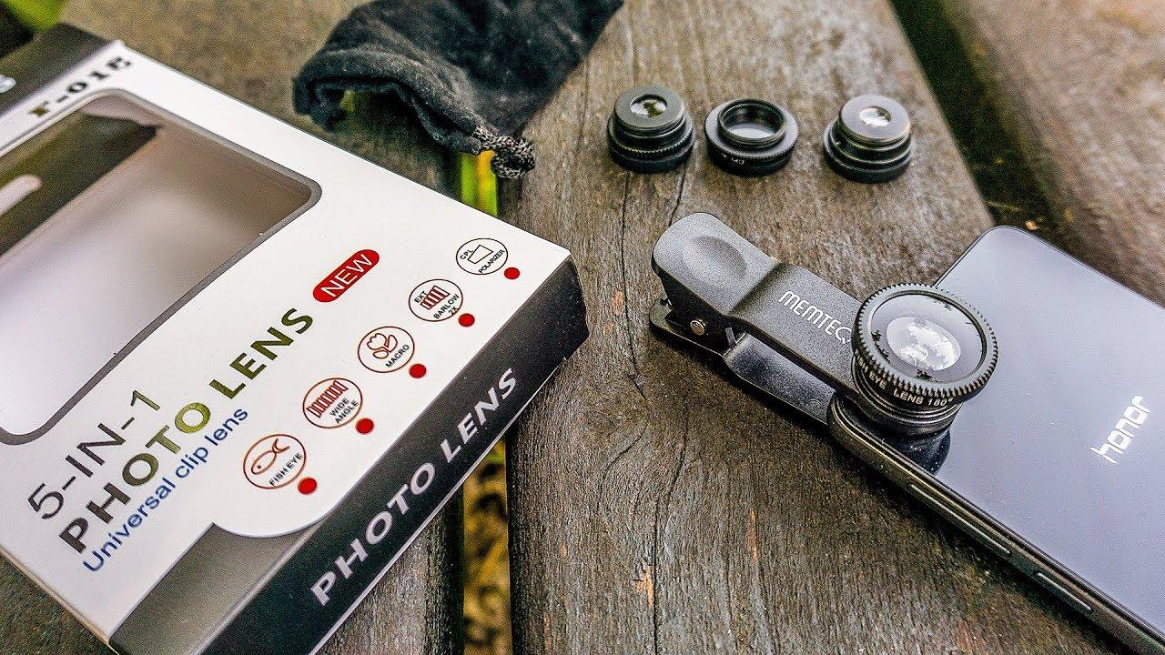 Aufsteck-Objektive für die Smartphone-Kamera – Review, Erfahrungsbericht, Test