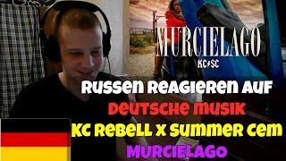 RUSSIANS REACT TO GERMAN RAP | KC Rebell X Summer Cem   MURCIELAGO | REACTION TO GERMAN RAP
