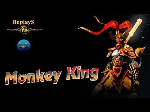 HoN - Monkey King - Immortal - Cutofast 1780 MMR