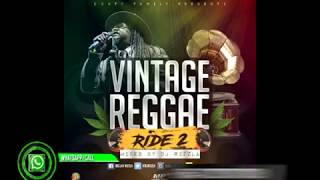 VINTAGE REGGAE RIDE 2-DJ RIZZLA- Dohty Family