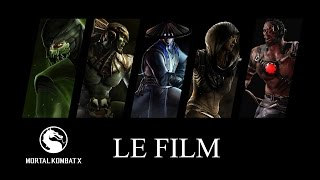 Mortal Kombat X  Le Film  HD  Fr