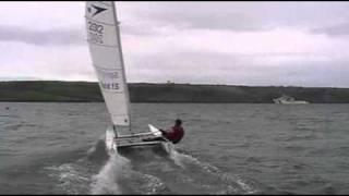 Simon on somebody else's boat