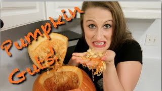 How To Use Pumpkin Guts!