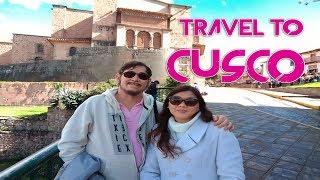 HOW TO GET TO MACHU PICCHU / PERU TRAVEL VLOG