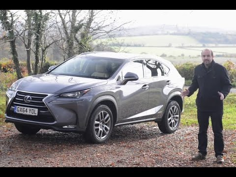 Lexus NX300h review 2014 | TELEGRAPH CARS