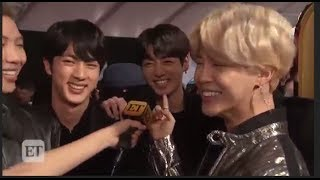 ET TO BTS : ''WHO MOST LIKELY TO GET MARRIED FIRST''