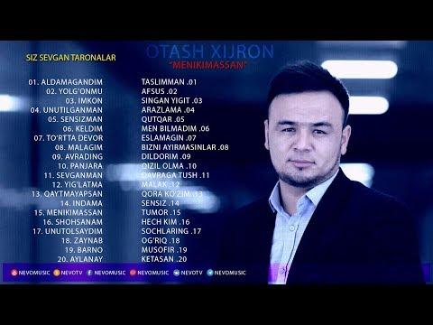"Otash Xijron - ""Menikimassan"" albom dasturi 2017"