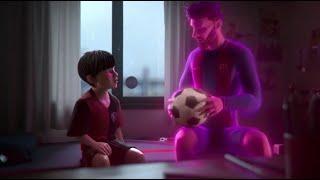 Lionel Messi • Vídeo Motivación 2020 • Cartoon Animation