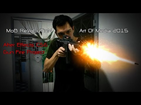 Gun Fire Freeze Time – After FX – MoB CyBeR Site