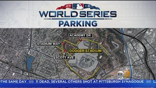 Not Going To The Dodgers Game? Here's How To Avoid The Traffic