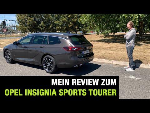 2020 Opel Insignia Sports Tourer (174 PS) ⚡️- Gutes noch besser gemacht? Fahrbericht | Review | Test