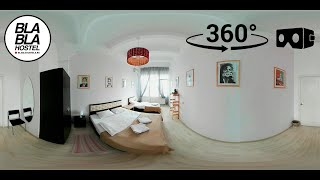 Blablahostel видео 360 градусов русская версия