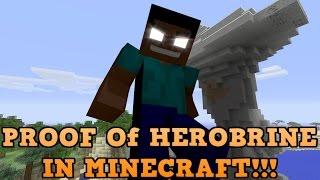 PROOF Of Herobrine in Minecraft Xbox ONE PS4 & Wii U Seed TU33/TU34!!!