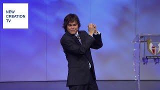 Joseph Prince - Gnade fließt in sorgenfreien Bereichen deines Lebens I New Creation TV Deutsch
