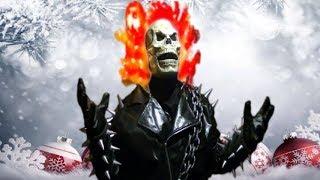 Ghost Rider Sings - Christmas Spirit Of Vengeance