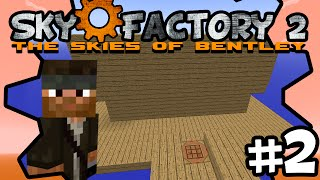 Mob Chamber | Sky Factory 2 | Ep.2