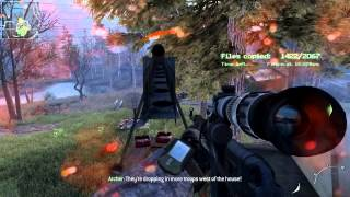 Call of Duty: Modern Warfare 2 Campaign Co-op Estate with gwdfgrblp