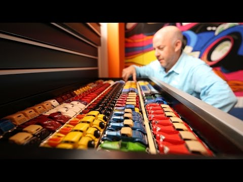 Million Dollar Hot Wheels Collection